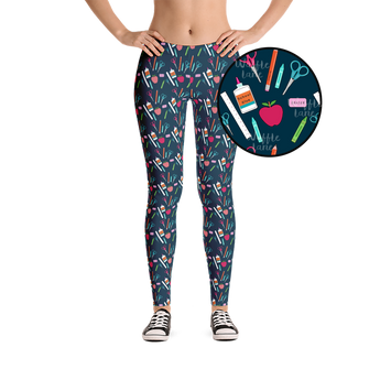 Back 2 School (Lady Leggings)
