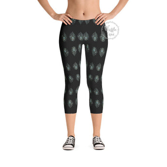 Birds of a Feather (Capri Leggings)