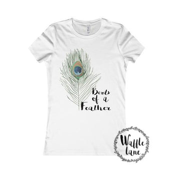 Birds of a Feather (Women's Favorite Tee)