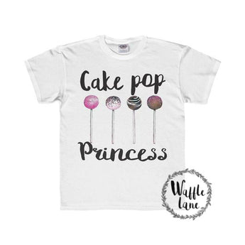 Cake Pop Princess (Softstyle Youth T-Shirt)