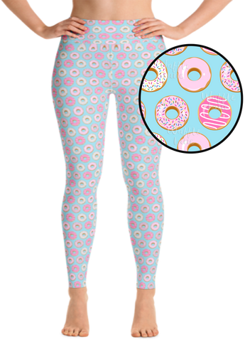 Donut Even (Yoga Leggings)