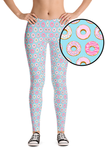 Donut Even (Lady Leggings)