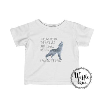 Leader Of The Pack (Infant Fine Jersey Tee)
