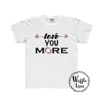 Love You More (Youth Regular Fit Tee)