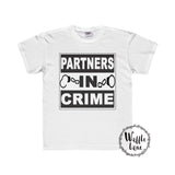 Partners in Crime (Youth Regular Fit Tee)