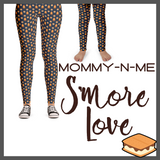 S'more Love (Capri Leggings)
