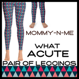 What ACUTE pair of leggings! (Capri Leggings)