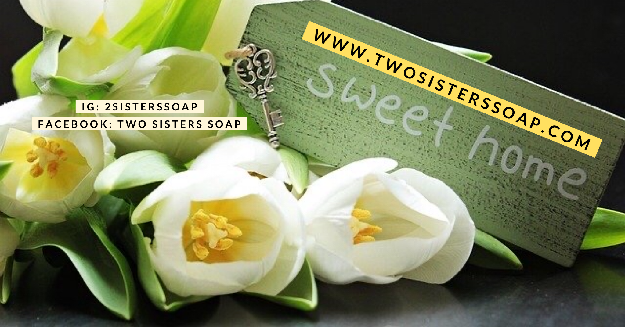 Sweet Home Two Sisters Soap Gift Card