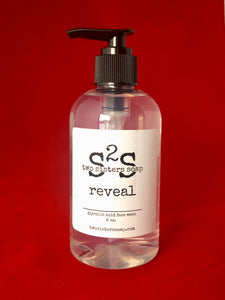 *Reveal Glycolic Face Wash