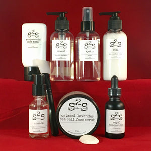 *12th Night & Gold Day Essence Serum; Mardi Gras Face Care System