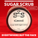 Poppy Seed Sugar Scrub