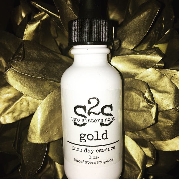 Gold Face Day Essence