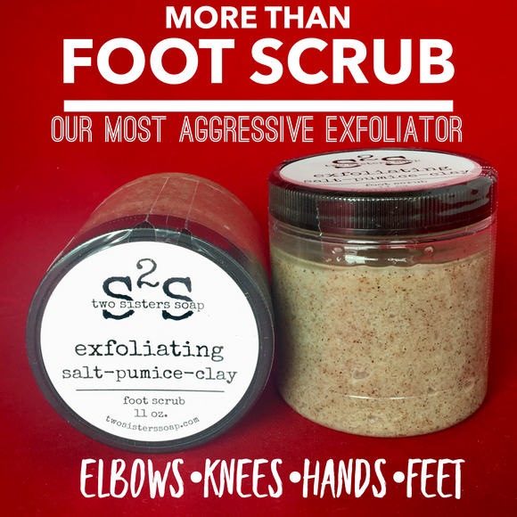 Foot & Rough Skin Scrub
