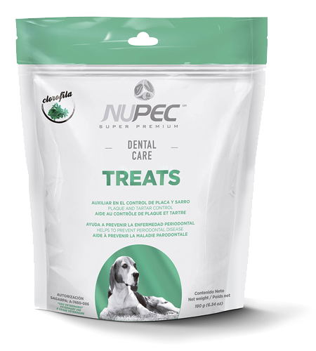 Nupec Treats Dental Care 180 gr-Premios y Carnazas-Mascota a domicilio