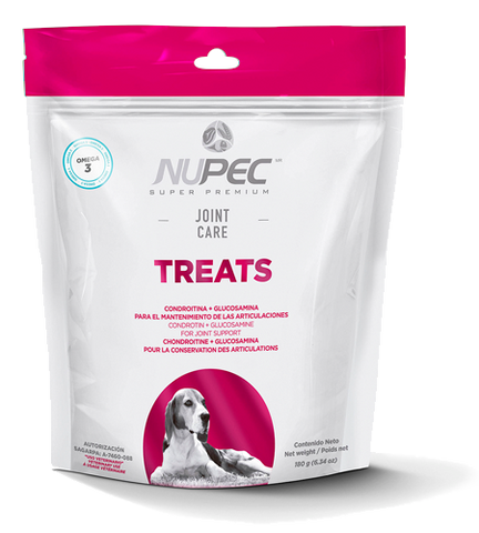 Nupec Treats Joint Care 180 gr