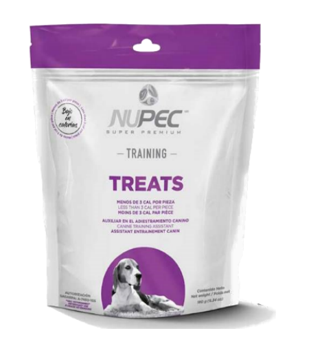 Nupec Treats Training 180 gr