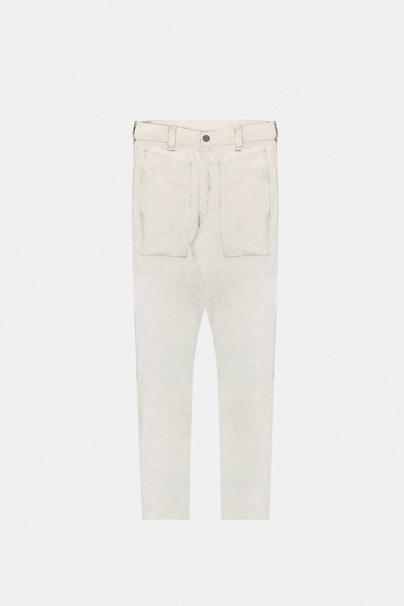 SIMPLE CANVAS PANT - WHEAT