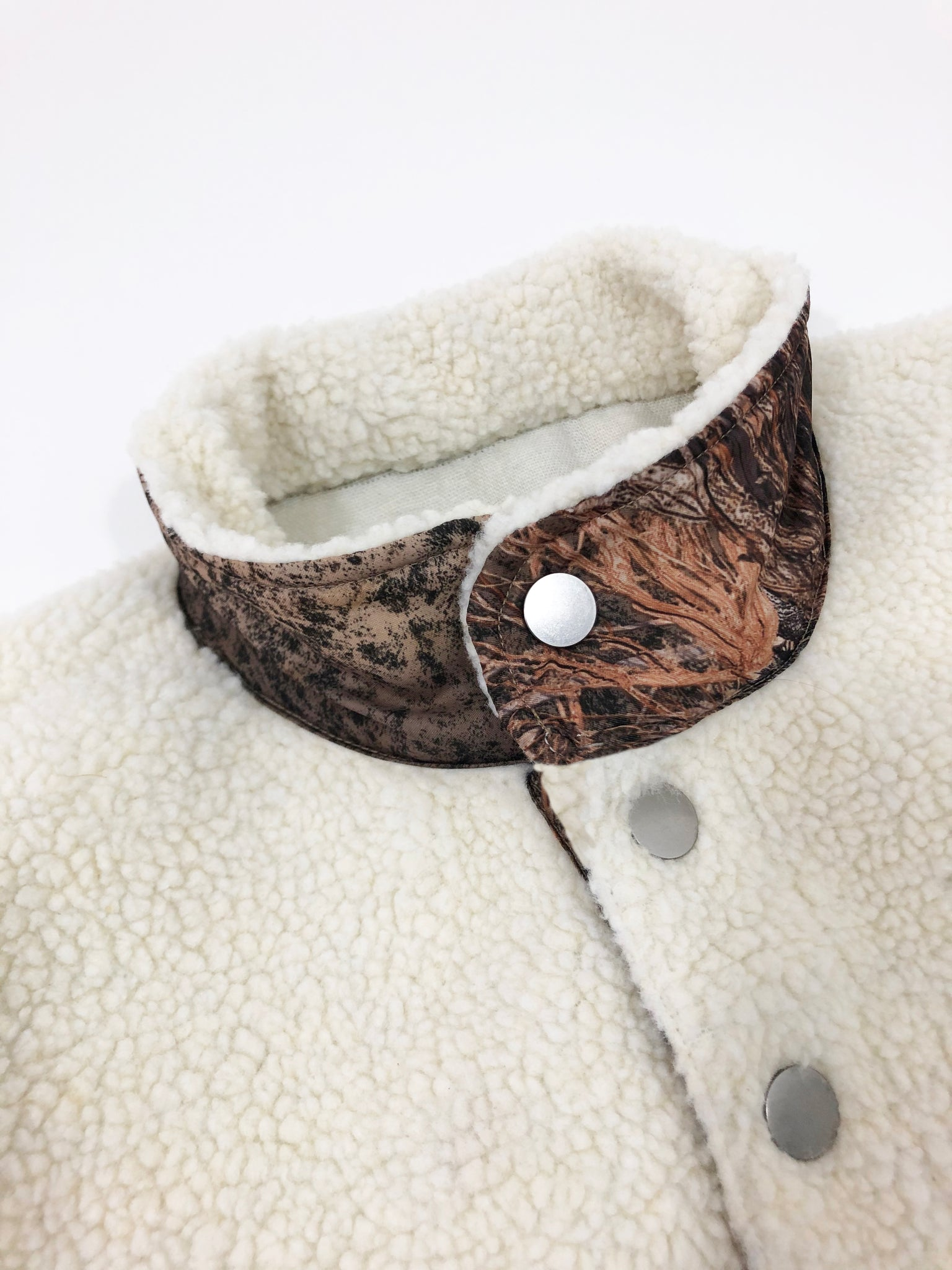 POPOVER FLEECE - WHEAT