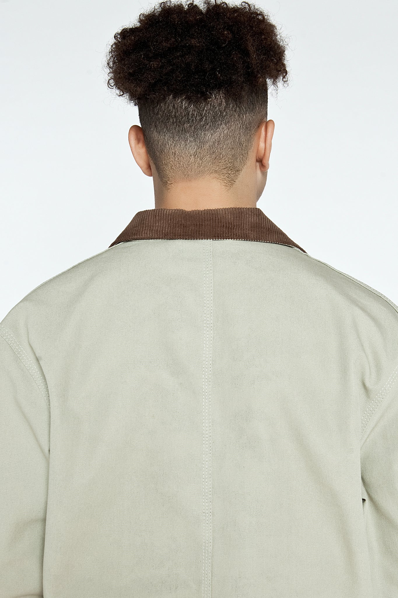 WORK JACKET - TIMBER