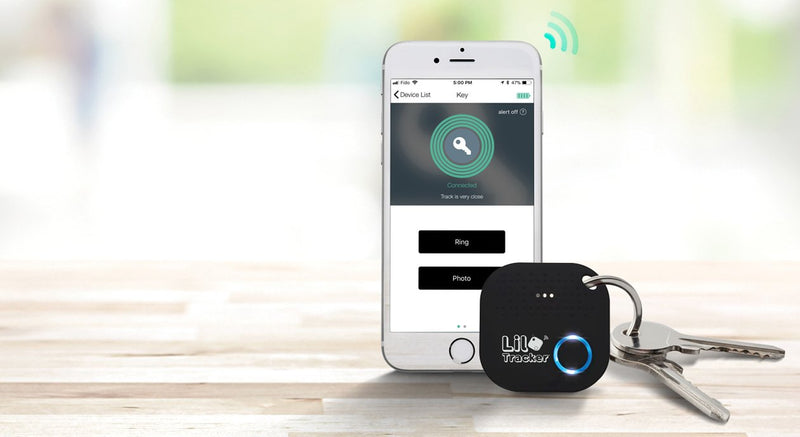 Lil Tracker is proud to introduce our all new Bluetooth Key Tracker!