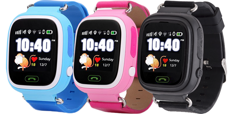 Breaking News: 12 Hour Time now standard on all our new Kids GPS Tracker Watch Models