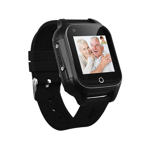 4G Senior GPS Tracker Watch