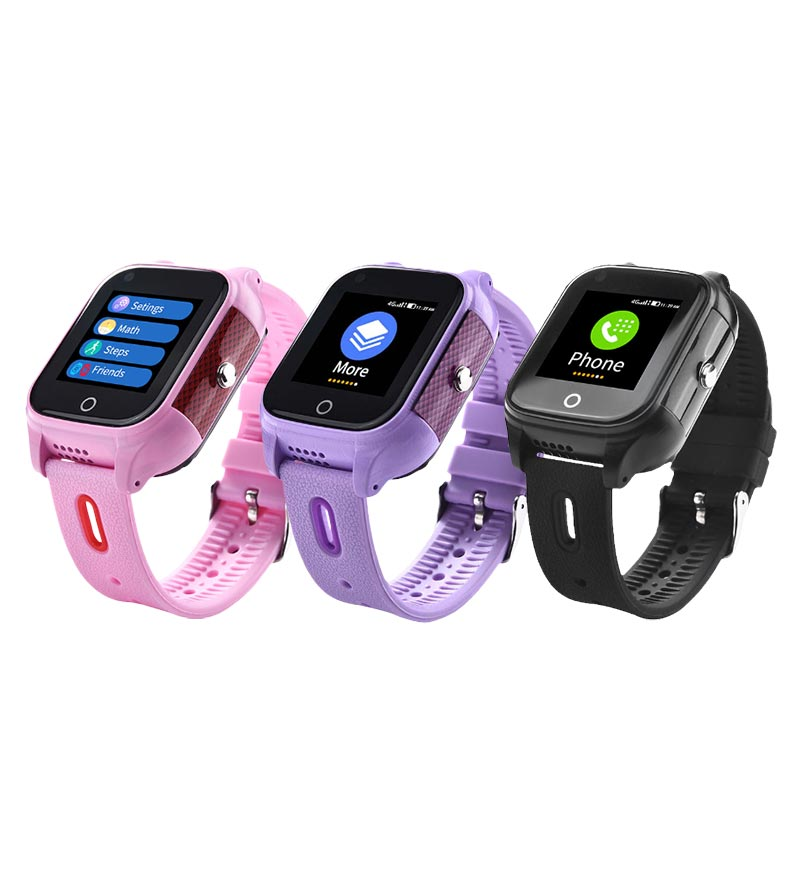 All Waterproof Kids GPS Tracker Watches