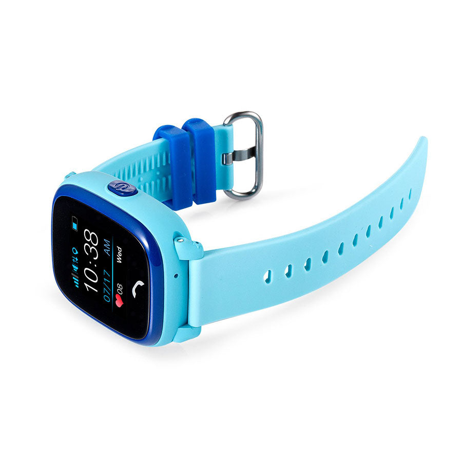 Straps of Waterproof Kids GPS Tracker Watch