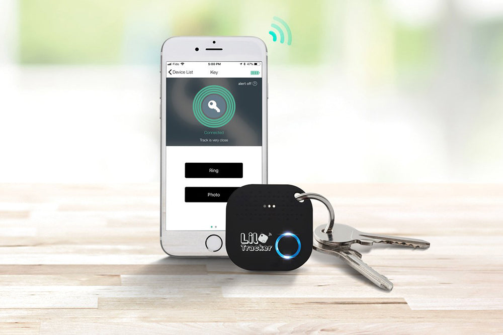 Bluetooth Key Tracker and App