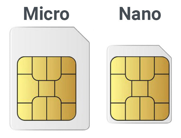 SIM Cards - Renew Data Plan