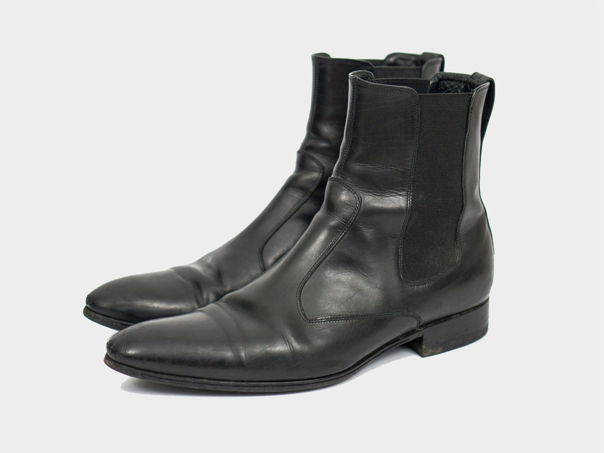 16c0df02daed Dior Homme AW07 Chelsea Boots – HUIBEN