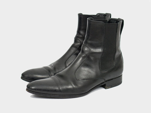 Dior Homme AW07 Chelsea Boots