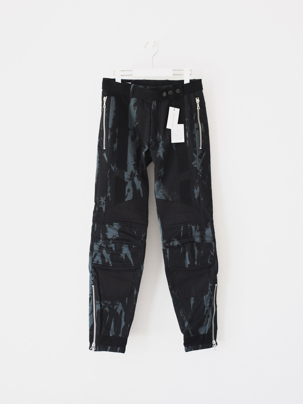 Dries Van Noten AW14 Biker Zip Pants