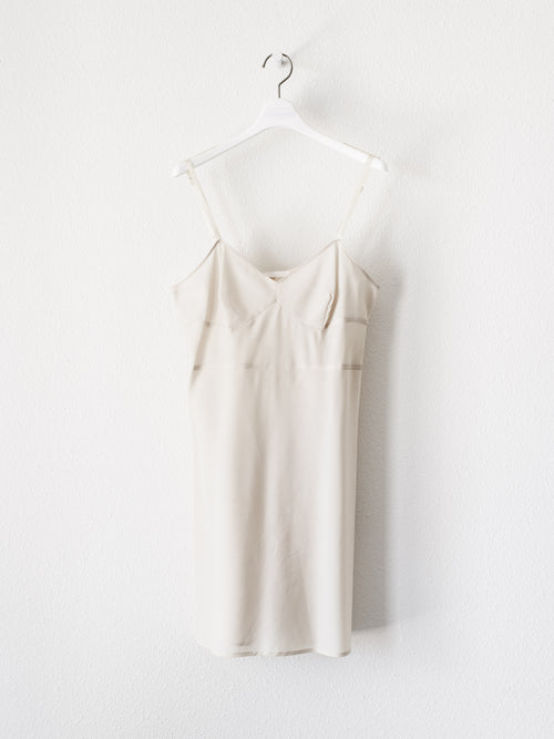 Helmut Lang SS96 Polyamide Slip Dress