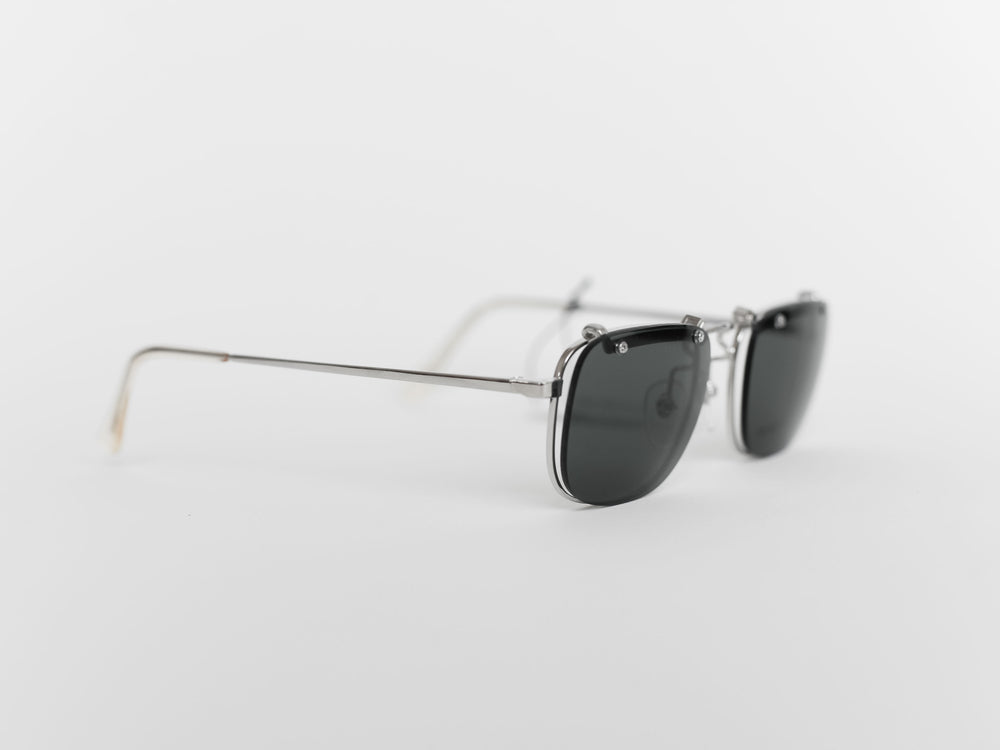 Helmut Lang SS99 Titanium Flip Up Sunglasses