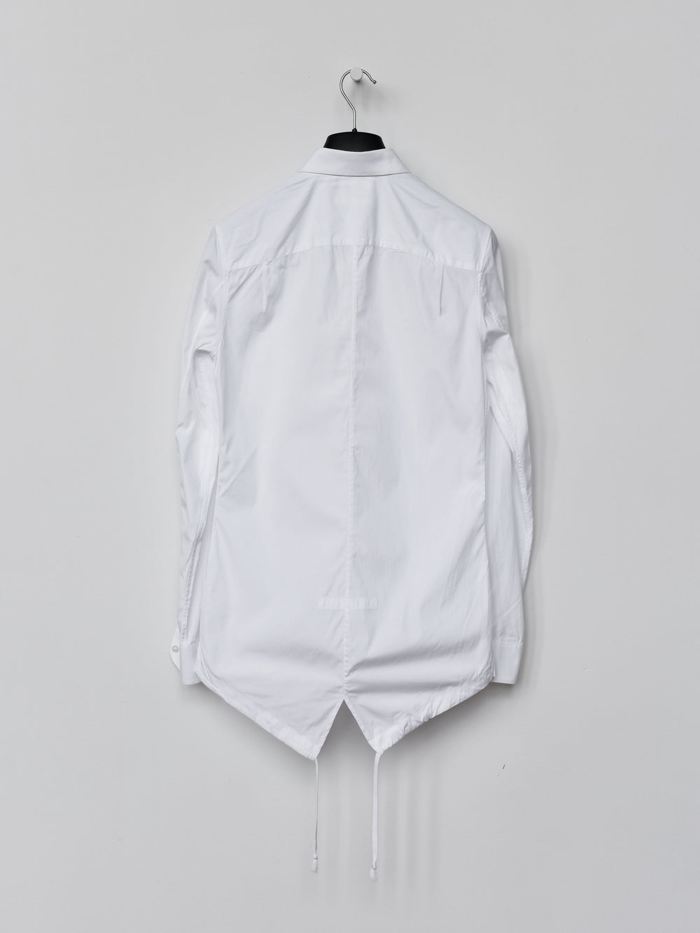 Helmut Lang AW03 Fishtail Button Shirt