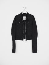Helmut Lang 90s Elongated Sleeve Corduroy Jacket
