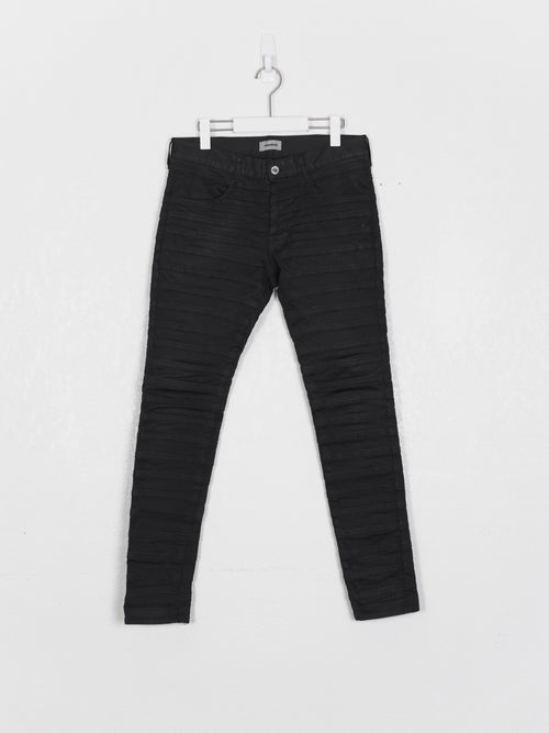Undercover AW13 Ribbed Seam Hagi Jeans