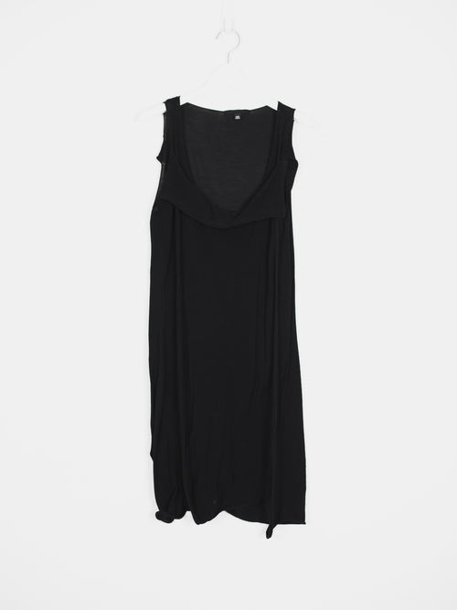 Helmut Lang SS04 Raw Strap Dress