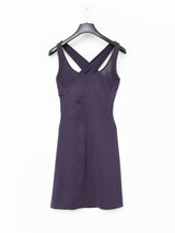 Helmut Lang SS01 Cross Strap Bound Dress