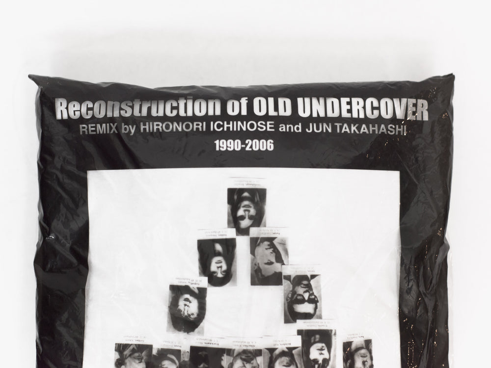 Undercover AW07 Vandalize Anarchy Tee Set