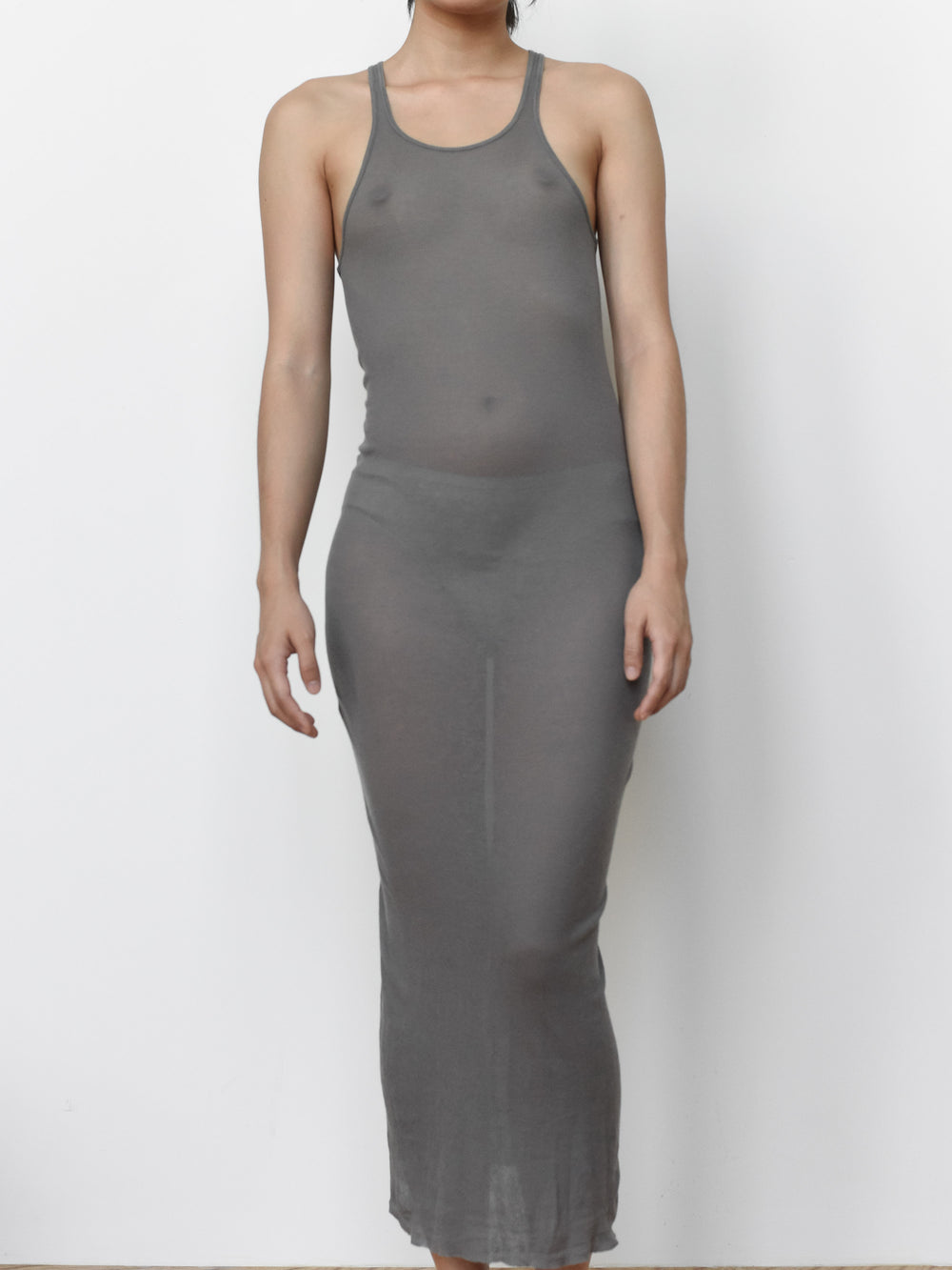 Rick Owens AW09 Tank Dress