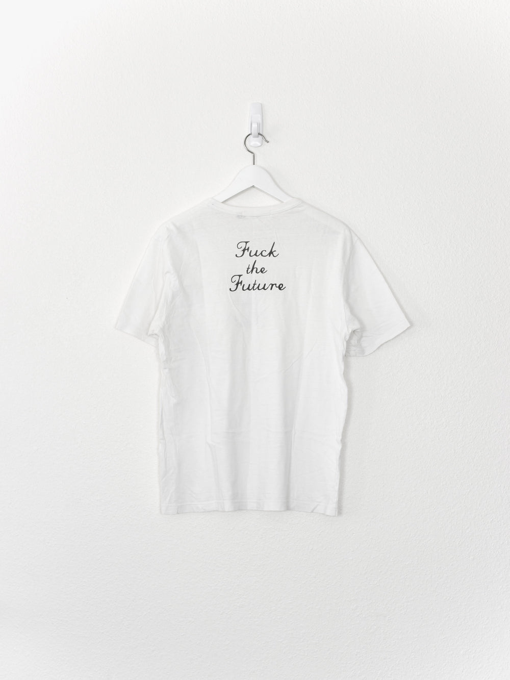 Undercover SS12 Fuck the Past Fuck the Future Tee