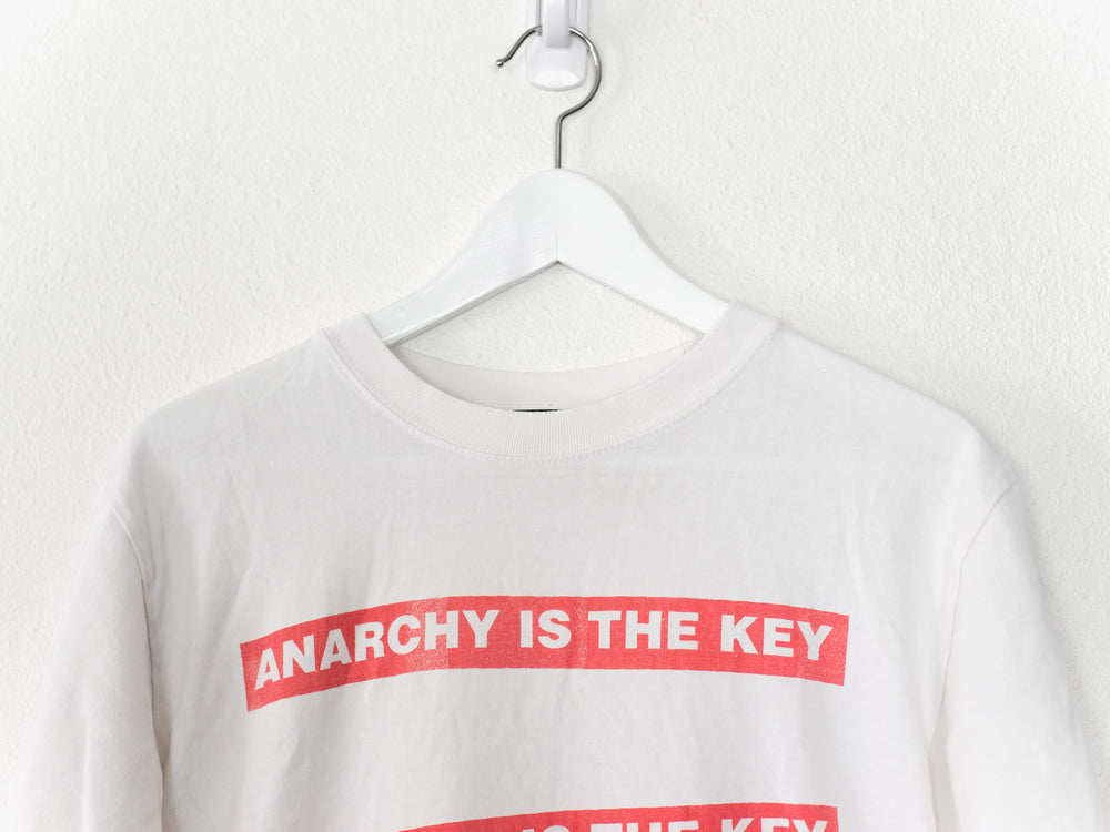 Undercover 07 Anarchy Is The Key Tee