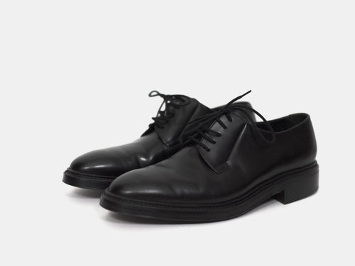 Yang Li Ox-Blood Leather Soled Derbies