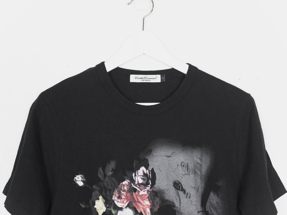 Undercover AW08 PCL Floral Singer Tee