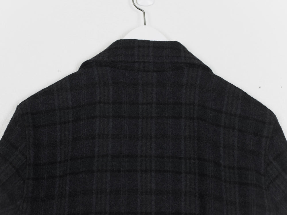Undercover AW13 Wool Flannel Double Rider
