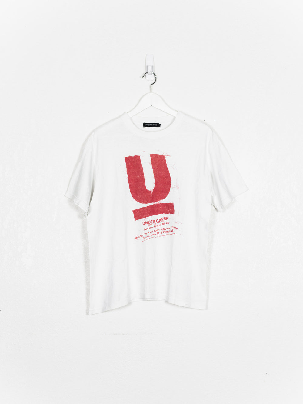 Undercover First Show Tee