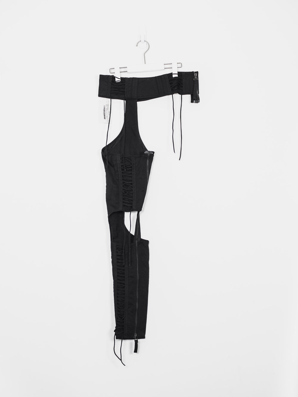 Helmut Lang AW03 Aviator Single Legged Chap