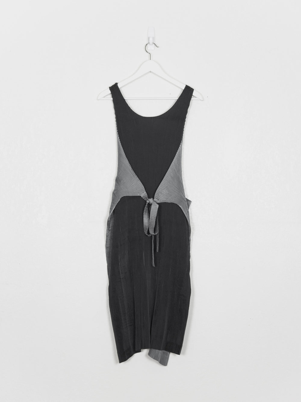 Issey Miyake Pleats Please Apron Dress